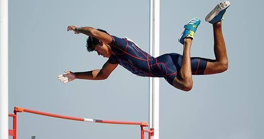 Jeux olympiques de la jeunesse : Baptiste Thiery en or, Kenny Fletcher en argent