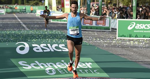 Marathon de Paris : Yohan Durand passe un cap