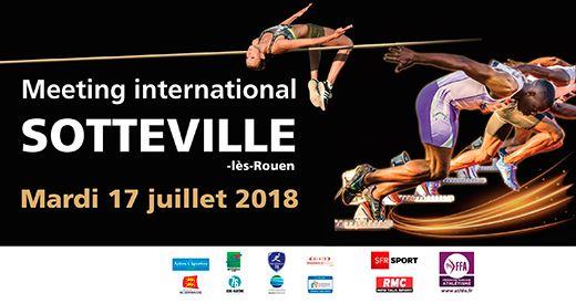 Meeting Pro Athle Tour de Sotteville : Les hurdlers vont jouer gros