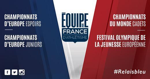 Sélections en équipe de France jeunes pour les prochaines échéances internationales