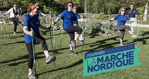 Journées nationales de la marche nordique : Trois jours de découverte