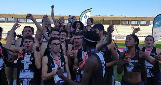 Championnats nationaux jeunes : Les clubs formateurs à l'honneur !