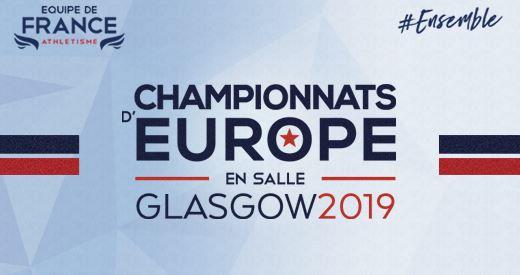 Championnats d'Europe en salle: La sélection tricolore