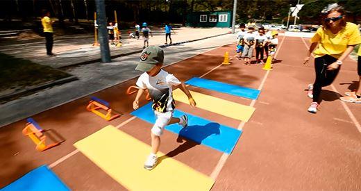 Pass'Athle : Bannalec a saute le pas