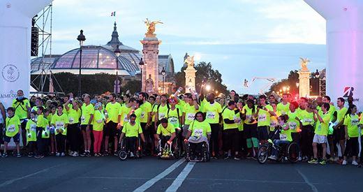 Journée olympique : Une course de 2024 m à Paris !