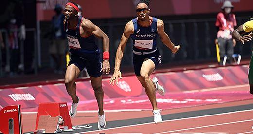 Jeux olympiques de Tokyo : Des places d'honneur au courage