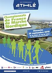 Calendrier Marche Nordique 2020.Championnats De France De Marche Nordique 2019