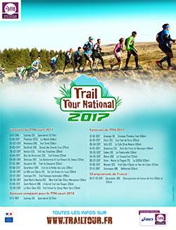 Calendrier Trail Auvergne.Trail Tour National 2017 Federation Francaise D Athletisme
