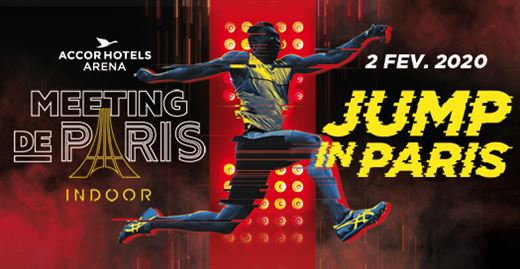 Meeting de Paris indoor : Du spectacle à la maison