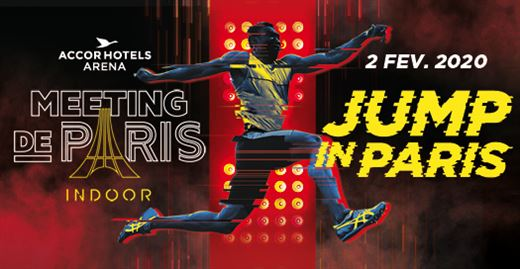 Meeting de Paris indoor : Cinq bonnes raisons d'y aller !