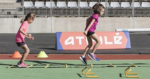 Kinder + Sport Athletics Day : les clubs récompensés