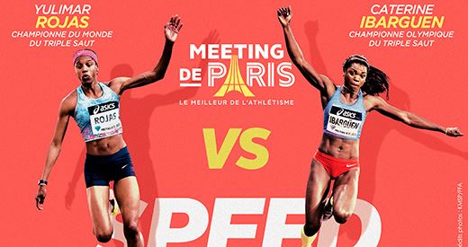 MEETING de PARIS 2018 : Jump in Paris !