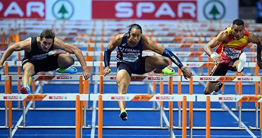 Diamond League de Bruxelles : PML au pied du podium